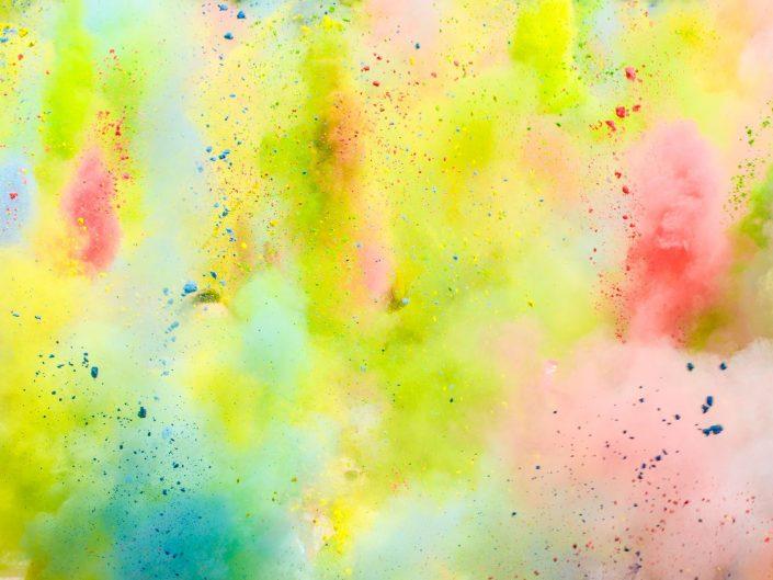 Colour Boom in St.Petersburg