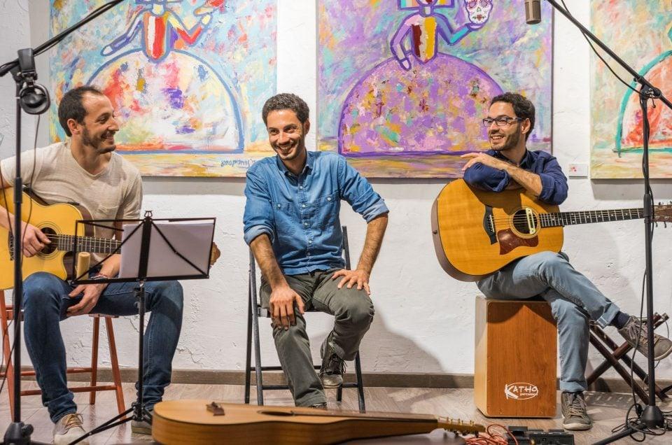 Concierto & Expo @ Galeria Moraima