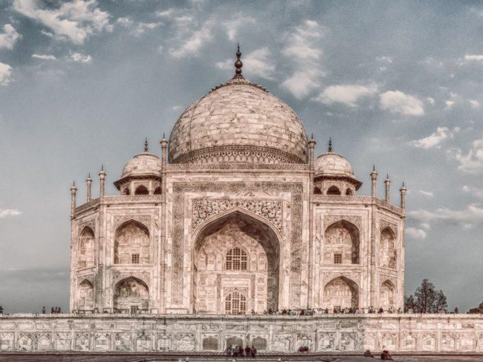 Mystic Taj Mahal