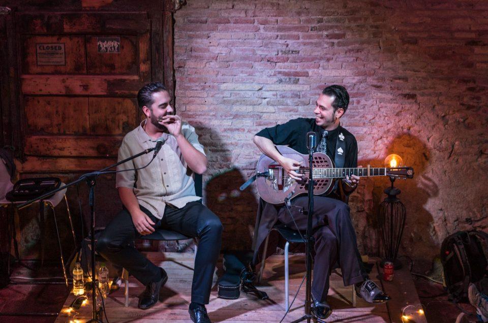 Chino & Victor Puertas