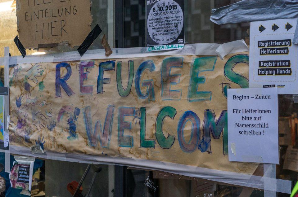 Refugees in Vienna