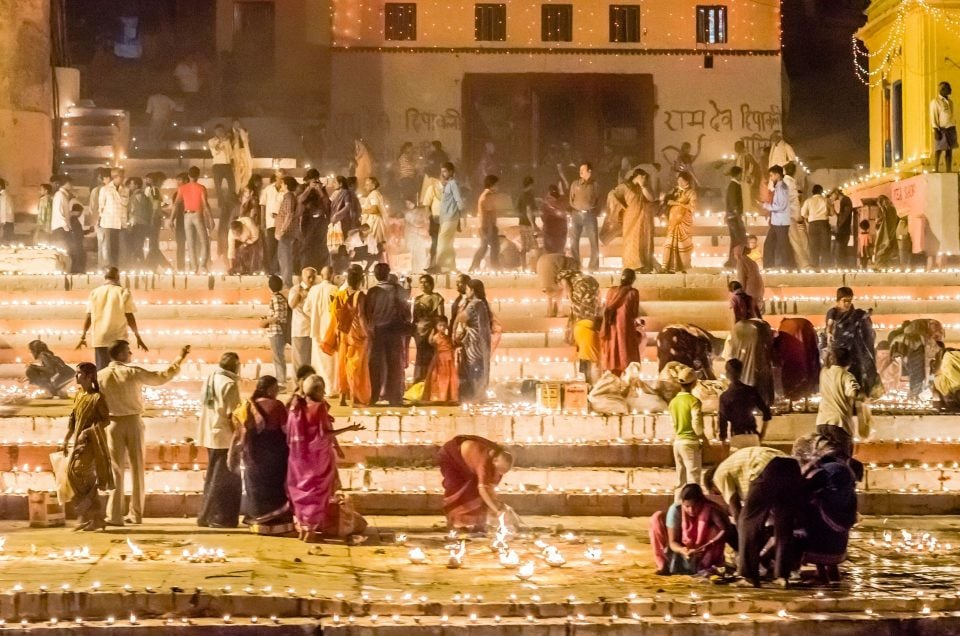 Dev Dipawali in Varanasi